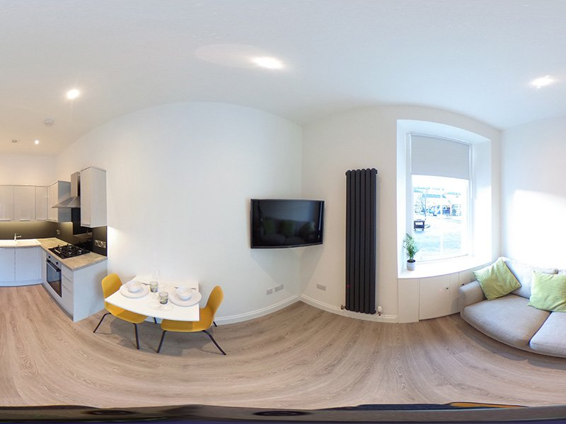3D virtual property tours in edinburgh